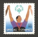 Stamps United States -  Especial Olimpiadas