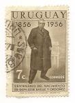 Stamps : America : Uruguay :  Centenario del Nacimiento de Don José Batlle y Ordoñez