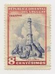 Sellos de America - Uruguay -  Definitives (Isla de Lobos)