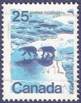 Sellos del Mundo : America : Canadá : CANADÁ Osos polares 25