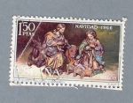 Sellos de Europa - España -  Navidad 1961 (repetido)