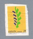 Stamps Spain -  Día Mundial de medio ambiente (repetido)
