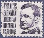 Sellos del Mundo : America : Estados_Unidos : USA Parkman 3