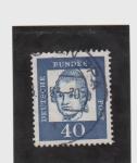 Stamps Germany -  legsinng