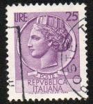Stamps : Europe : Italy :  República Italiana