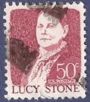 Sellos del Mundo : America : Estados_Unidos : USA Lucy Stone 50