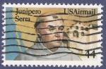 Stamps United States -  USA Junípero Serra 44