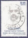 Sellos de America - Colombia -  COLOMBIA García Marquez 25