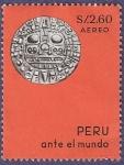 Sellos de America - Perú -  PERÚ Ante el mundo 2.60 (aéreo)