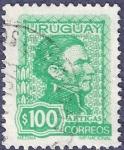 Sellos de America - Uruguay -  URUGUAY 100