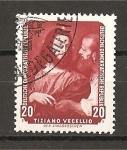 Stamps Germany -  Grandes Maestros./ Museo de Dresde.