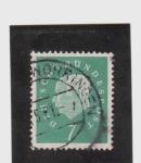 Stamps Germany -  theodoer heuss