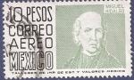 Sellos de America - México -  MÉXICO Miguel Hidalgo 10 aéreo