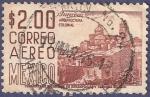 Stamps Mexico -  MÉXICO Arq. colonial 2