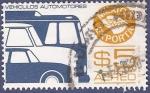 Sellos de America - México -  MÉXICO Exporta vehículos 5
