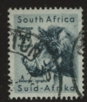 Stamps : Africa : South_Africa :  Animales Salvajes