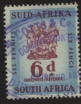 Stamps : Africa : South_Africa :  Escudo