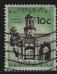 Stamps : Africa : South_Africa :  Kasteel Kaafstad