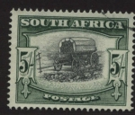 Stamps South Africa -  Carromato