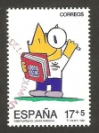 Stamps Spain -  3218 - olimpiadas Barcelona 92
