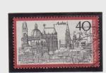 Sellos de Europa - Alemania -  Aachen