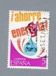 Sellos de Europa - España -  Ahorre energía (repetido)
