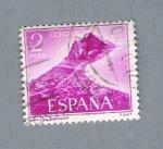 Stamps Spain -  Campo de Gibraltar (repetido)