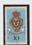 Sellos de Europa - Alemania -  escudo postal