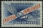 Stamps : America : Colombia :  Entrega inmediata