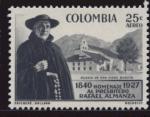 Stamps : America : Colombia :  Rafael Almanza
