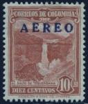 Stamps : America : Colombia :  Salto de Tequendama