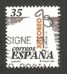 Stamps Spain -  3525 - Xacobeo 99