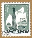 Stamps Hungary -  25 Aniversario KOOLAJ