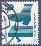 Stamps : Europe : Germany :  ALEMANIA Jederzeit 50