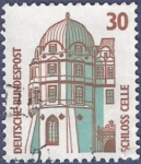 Stamps : Europe : Germany :  ALEMANIA Schloss 30