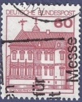 Stamps : Europe : Germany :  ALEMANIA Schloss 60
