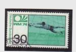 Stamps Germany -  WM 74