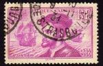 Stamps France -  4º Centen. de la llegadade JAcques Cartier a Canada