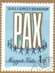 Stamps Hungary -  20 Aniversario Paz