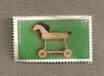 Stamps Canada -  Juguetes antiguos