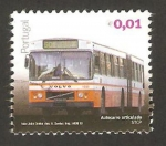 Stamps : Europe : Portugal :  3461 - Autobús articulado