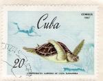 Stamps Cuba -  Campeonato Mundial de caza submarina