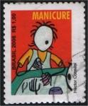 Stamps America - Brazil -  Manicura