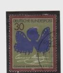 Sellos de Europa - Alemania -  clemens brentano nacido el 8-9-1779