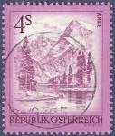 Stamps Austria -  AUSTRIA Almsee 4