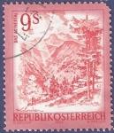 Sellos de Europa - Austria -  AUSTRIA Das Astnertal 9