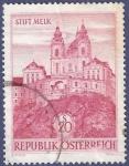 Sellos del Mundo : Europa : Austria :  AUSTRIA Stift Melk 20 (2)