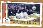 Stamps Hungary -  Espacio
