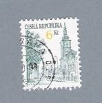 Stamps Europe - Czech Republic -  Calles de Checoslovaquia