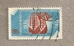 Sellos de America - México -  Centenario del sello